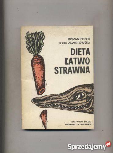 Dieta Latwo Strawna