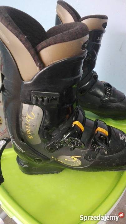 Buty narciarskie Salomon 26,5