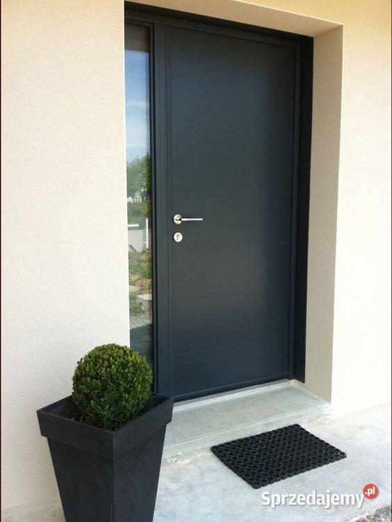 Drzwi do programu czyste powietrze drewniane zewnętrzne