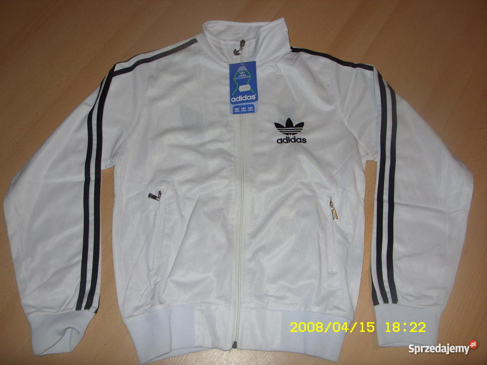 6fed1bdbf Bluza Adidas Firebird Nowa Z Metkami Sprzedajemypl