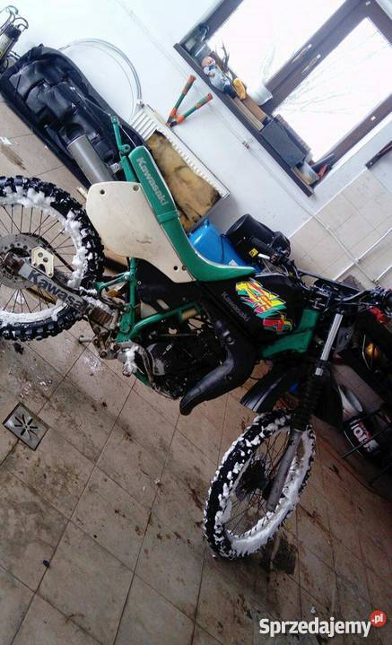 Kawasaki kx 125 2000r. Smardzów - Sprzedajemy.pl