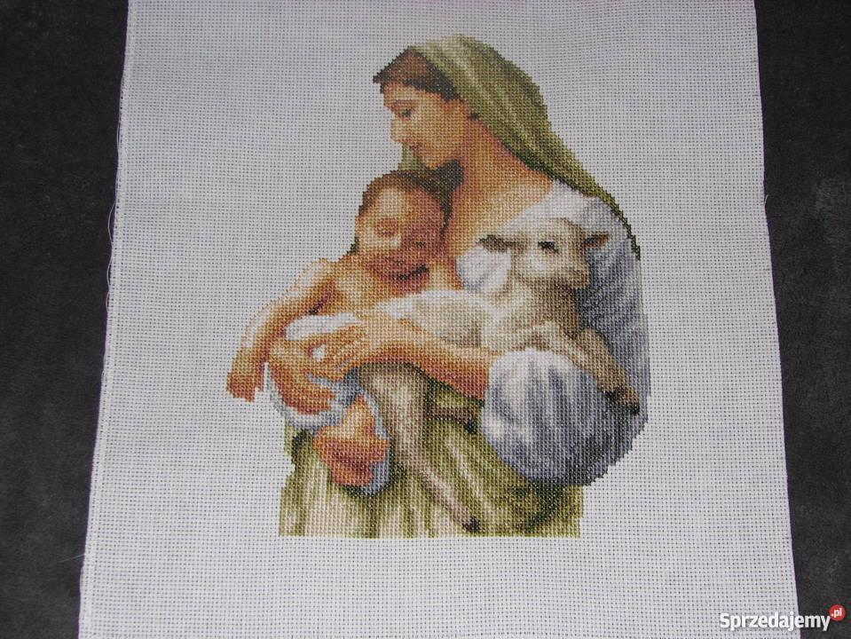 Matka Boska haft Czerwionka-Leszczyny sprzedam