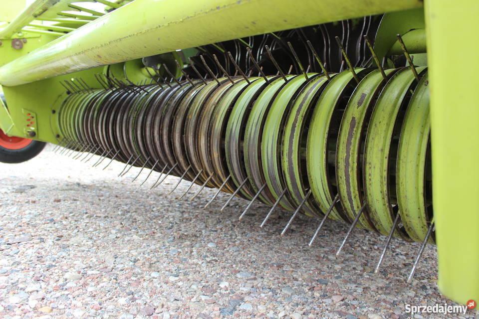 Prasa stałokomorowa Claas Rollant 250 RC Super nieuszkodzony Rolujące (belujące)