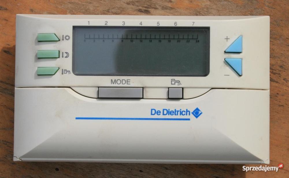 De Dietrich piec olejowy GTU 1204 V 27 kW ERSV13 Zagościniec