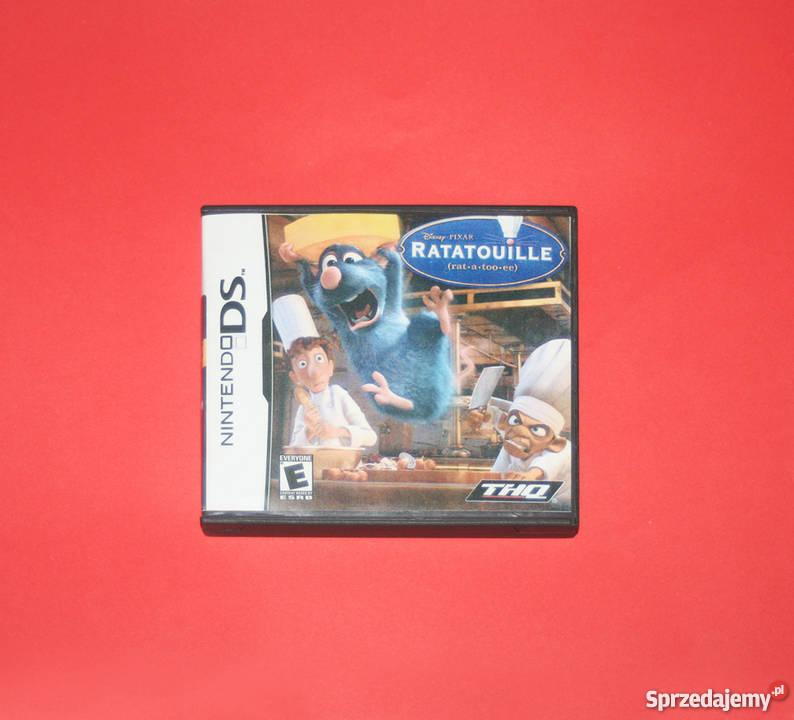 Ratatouille Ratatuj Nintendo DS NDS