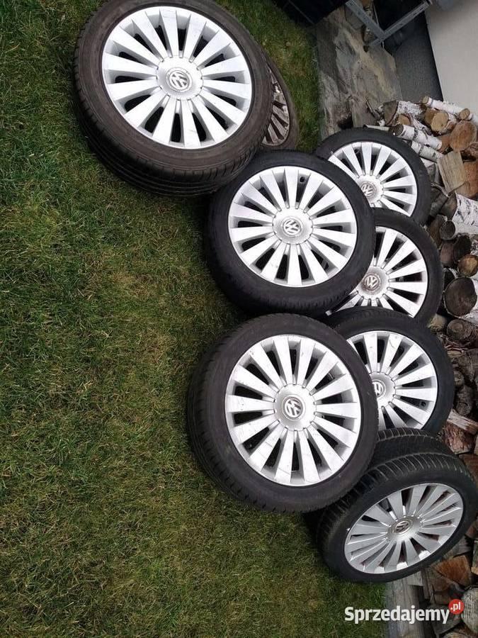 Alufelgi 17 Volkswagen 5x112 oryginalne
