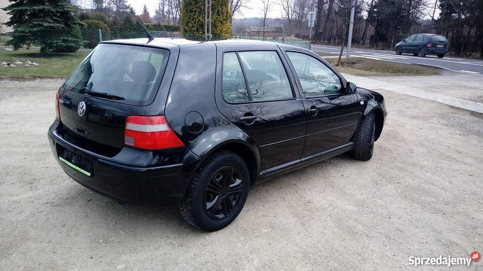 Volkswagen Golf IV benzyna