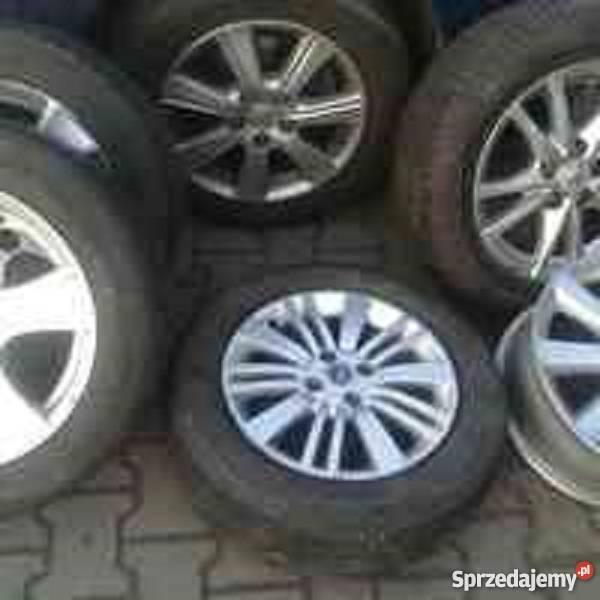 Felgi 17 Opel Astra J 4 5105 Oraz Insygnia 5x120 Astra 3 Sobienie