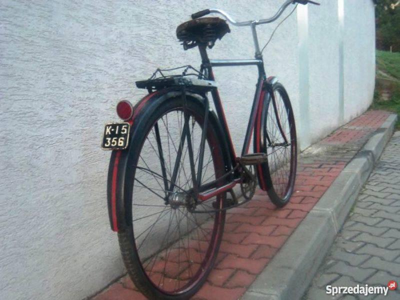 Tablice Rej do starych rowerów Replika tablic mazowieckie