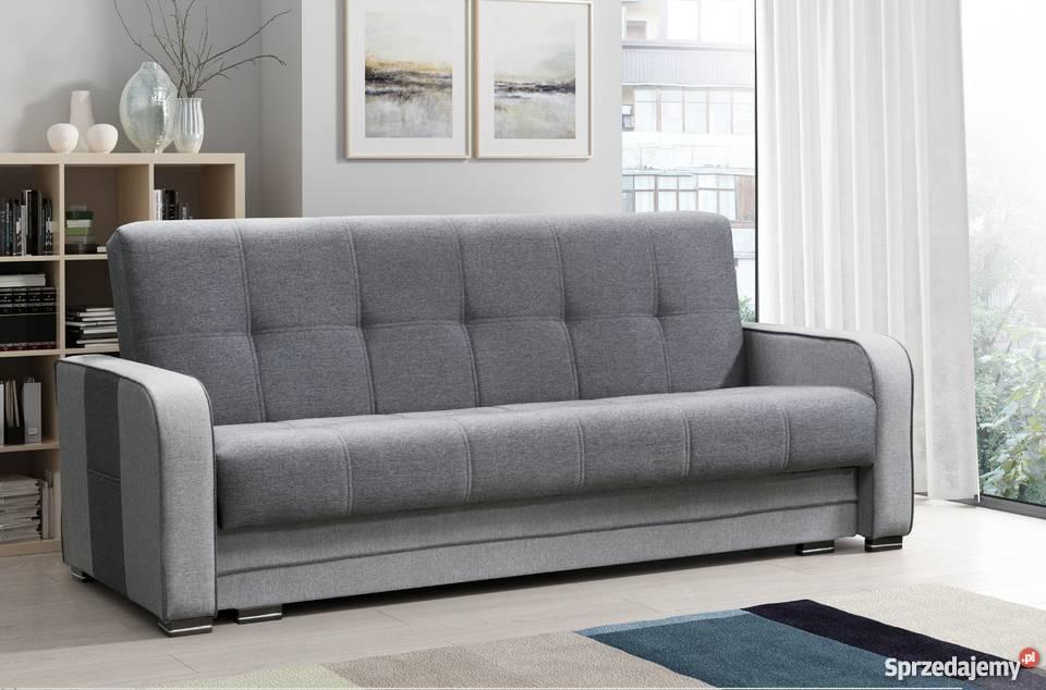 Okazja Wersalka Rozkładana Kanapa Sofa Funkcja Spania