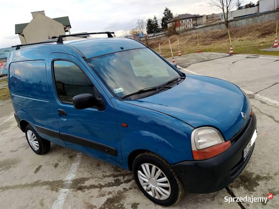 Renault Kangoo 1.4 2002Rok Wspomaganie Dostawcze