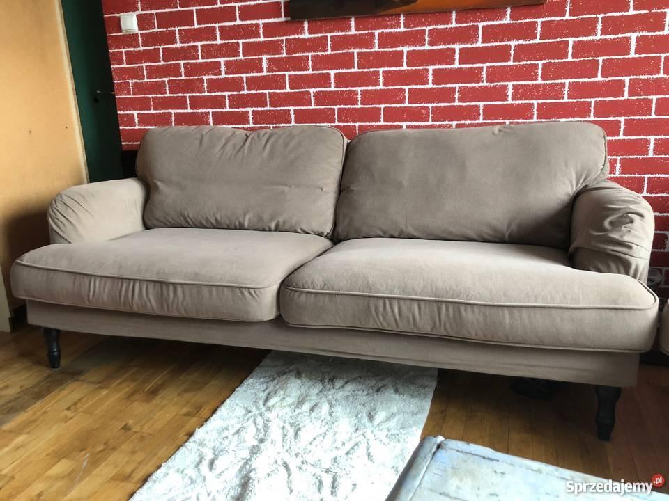 Kanapa I Dwa Fotele Stocksund Ikea Stan Idealny