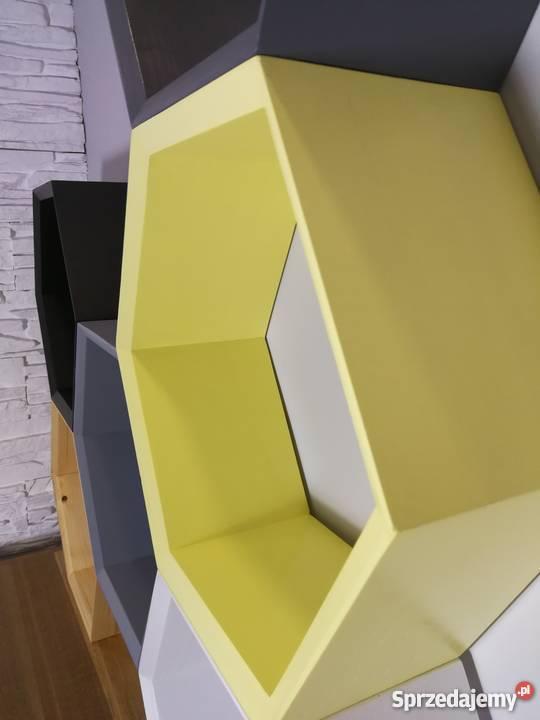 Półka Plaster Miodu Hexagon