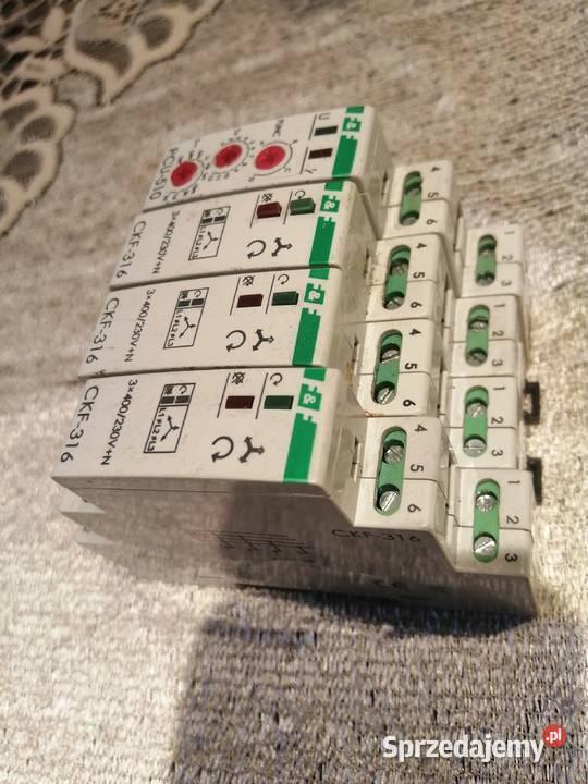 Czujnik kontroli fazy CKF-316  PCU 510