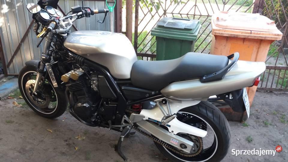 Yamaha Fazer 600 ładny neked