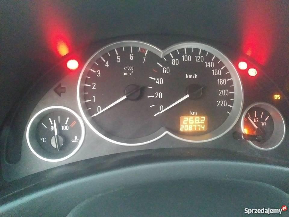Opel Tigra II GAZ sprzedam