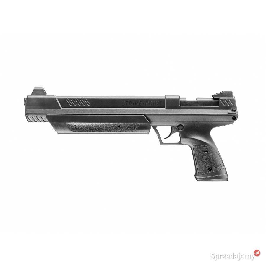 Pistolet wiatrówka Umarex Strike Point 5,5 mm Diabolo PCA