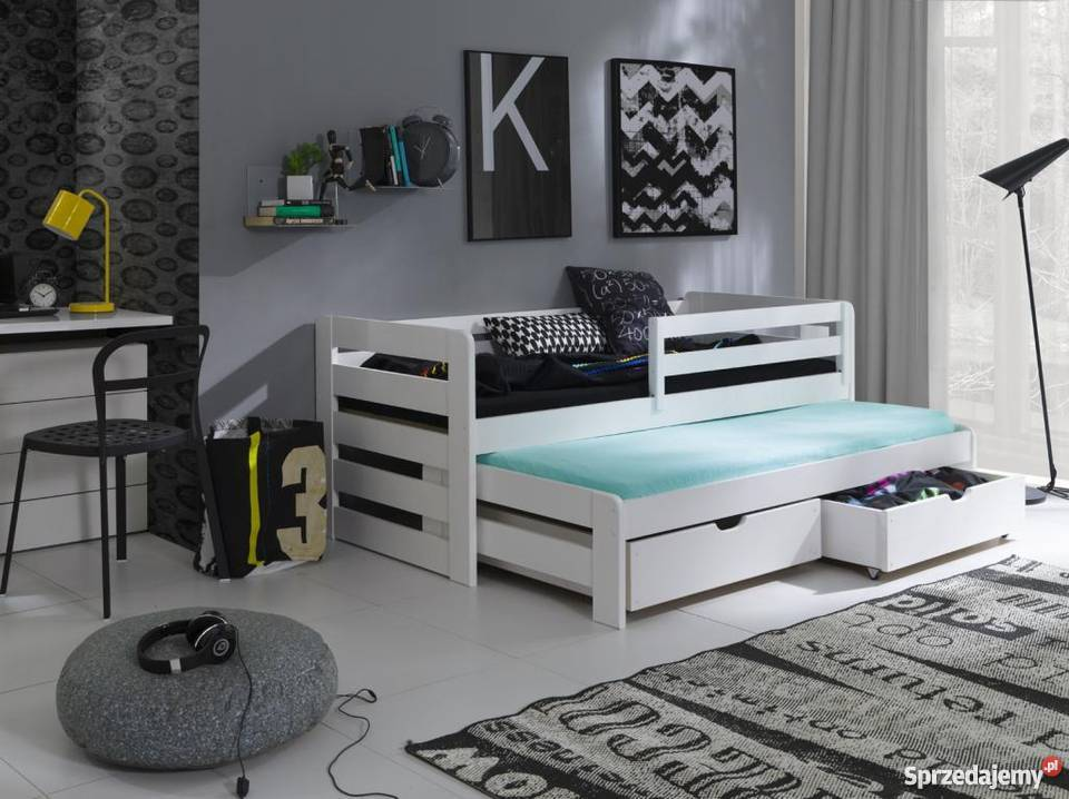 ko pi trowe wysuwane tapczan senso 80x200 nowy tyble. Black Bedroom Furniture Sets. Home Design Ideas
