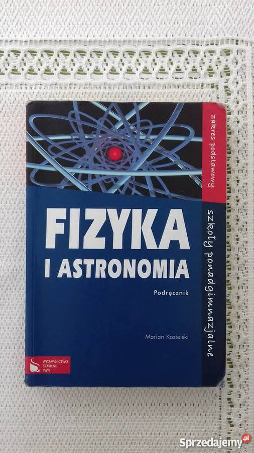 Fizyka i astronomia podręcznik