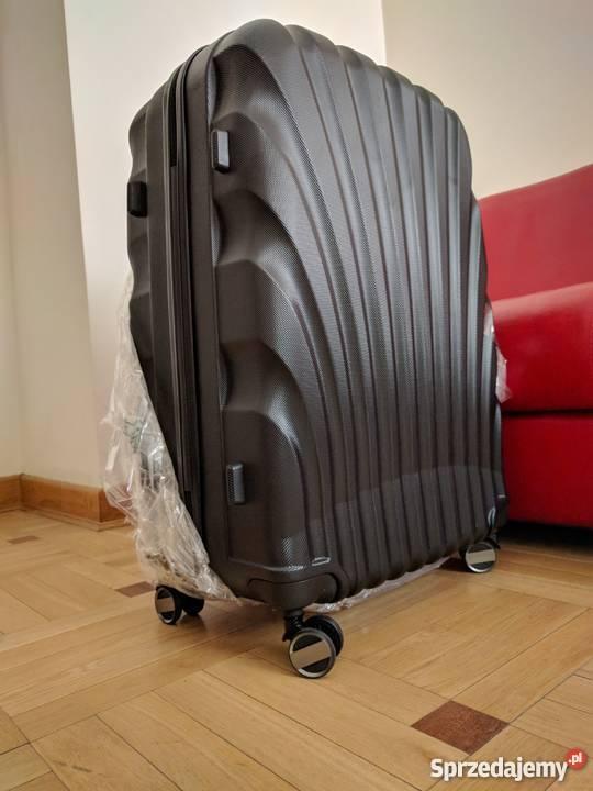 OKAZJA Fabrycznie nowe 2 duże walizki Najnowsza