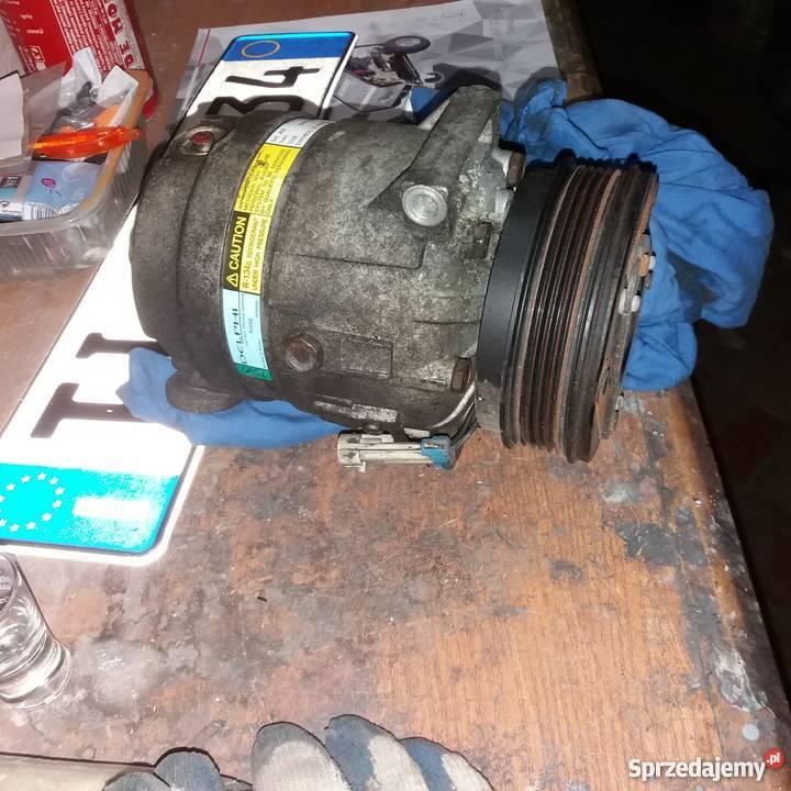 Sprężarka kompresor klimatyzacji OPEL Delphi klimatyzacja Wola