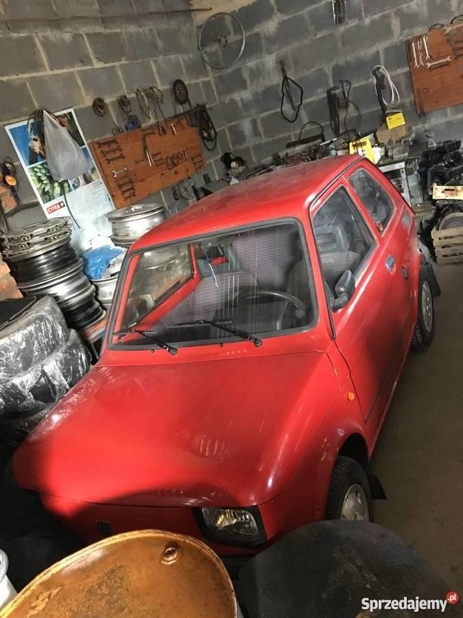 Fiat 126p 30 przebieg