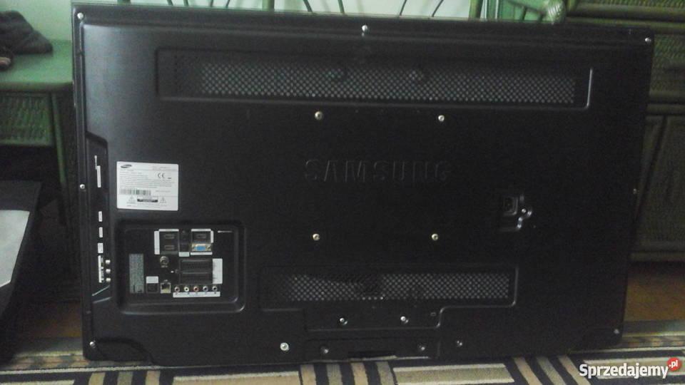 Samsung LC 40 s-video Warszawa