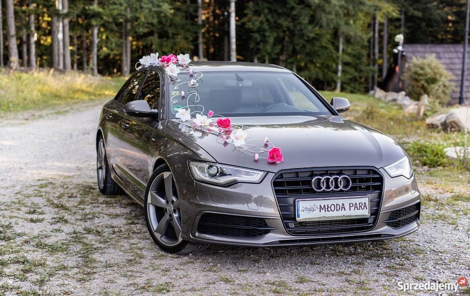 Ogromny Audi A6 na Twój ślub ! Wadowice - Sprzedajemy.pl BR43