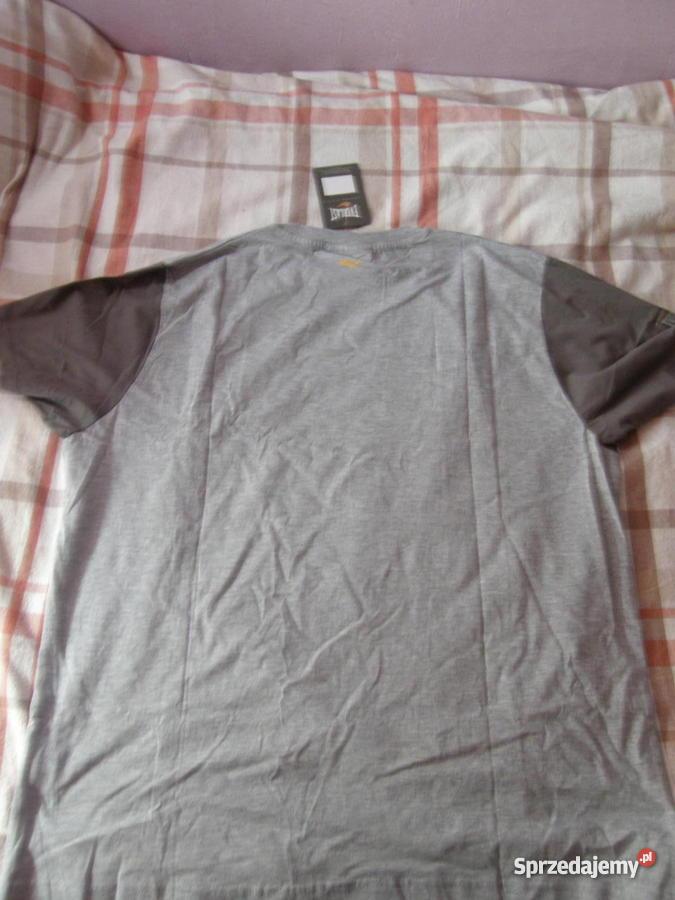 b9dd12b6d Everlast koszulka t shirt rozmiar XL szara nowa, tanio - Sprzedajemy.pl