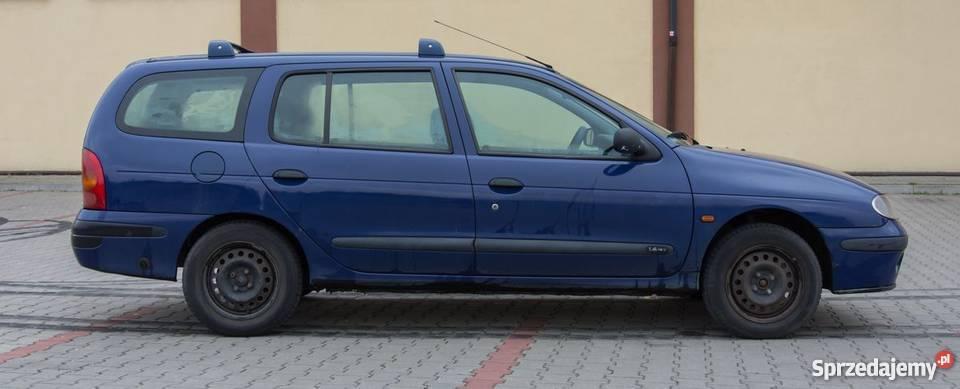 Modish Renault Megane Kombi 1.4 16V 2001 r. z gazem Nasielsk - Sprzedajemy.pl TW26
