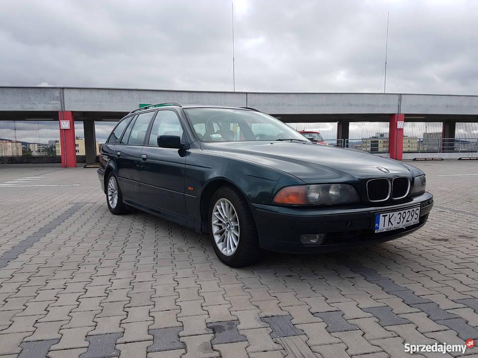 Niesamowite Bmw e39 2.5tds Kielce - Sprzedajemy.pl AU85