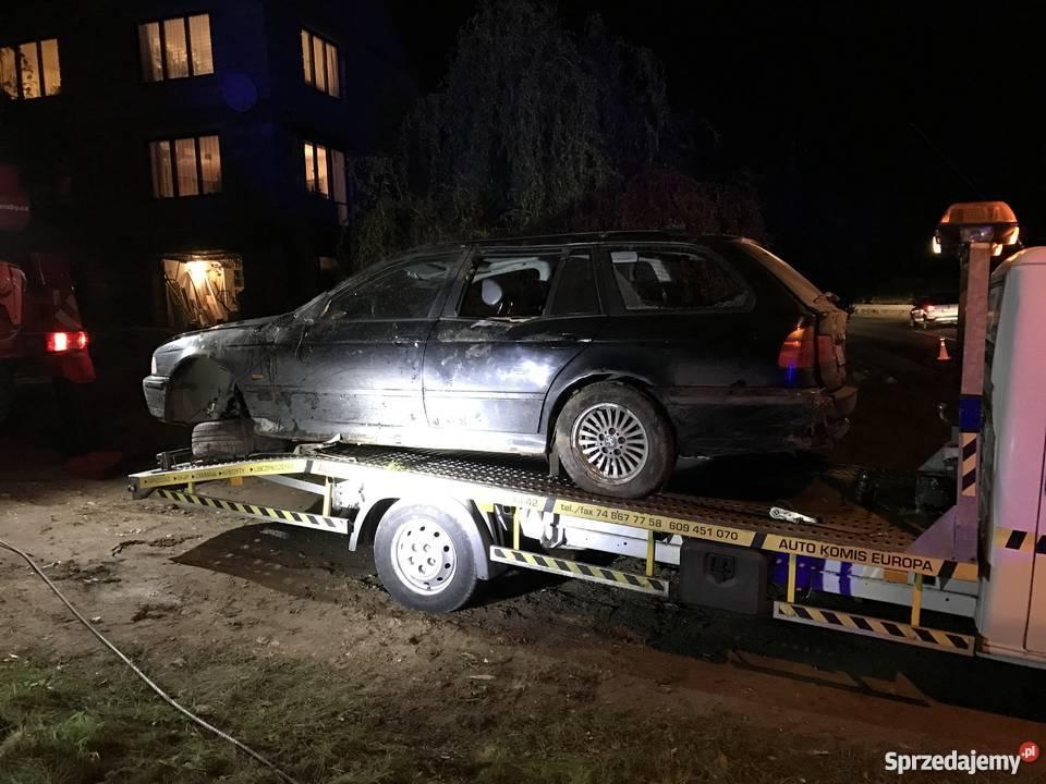 Rewelacyjny BMW E39 2,5 TDS Wszystkie Częsci Kłodzko - Sprzedajemy.pl DA68