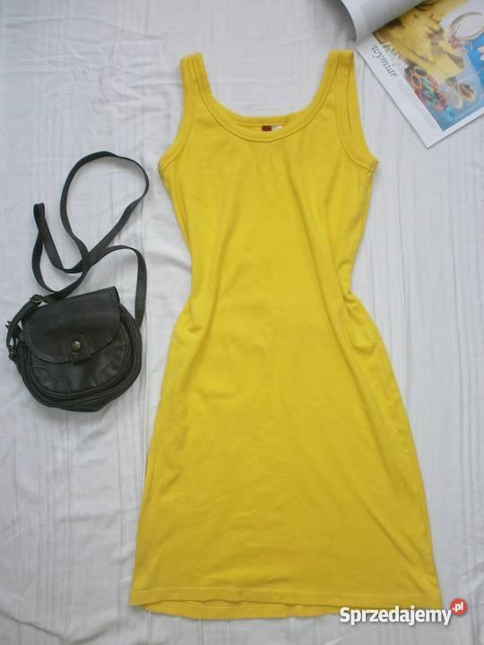ca4bd49b65 HIT BLOGEREK H M neon fluo sukienka S 36 - Sprzedajemy.pl