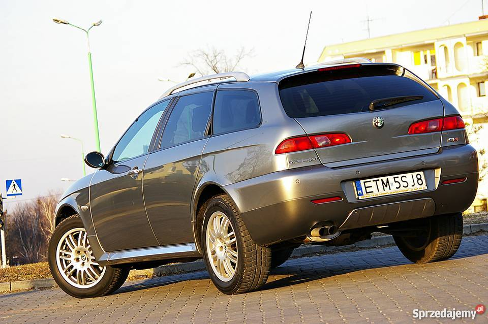 alfa romeo 156 crosswagon q4 4x4 150 km zadbana grotniki. Black Bedroom Furniture Sets. Home Design Ideas