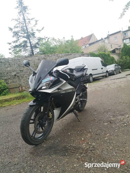 Yamaha yzf r125 sprzedam lub zamienię