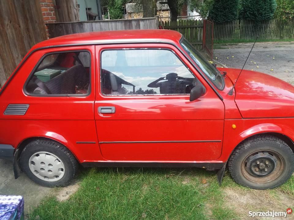 Fiat 126p Rakszawa sprzedam