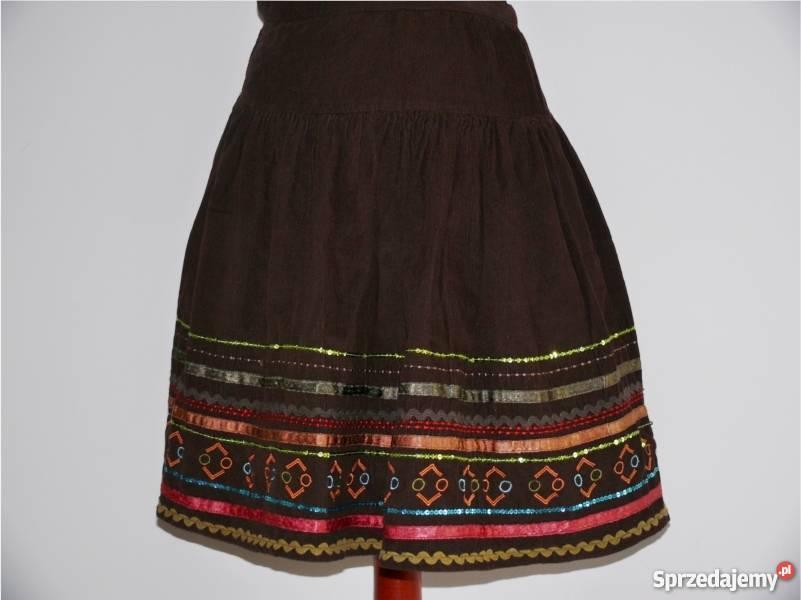 da299e0c George rewelacyjna spodnica folk etno XS
