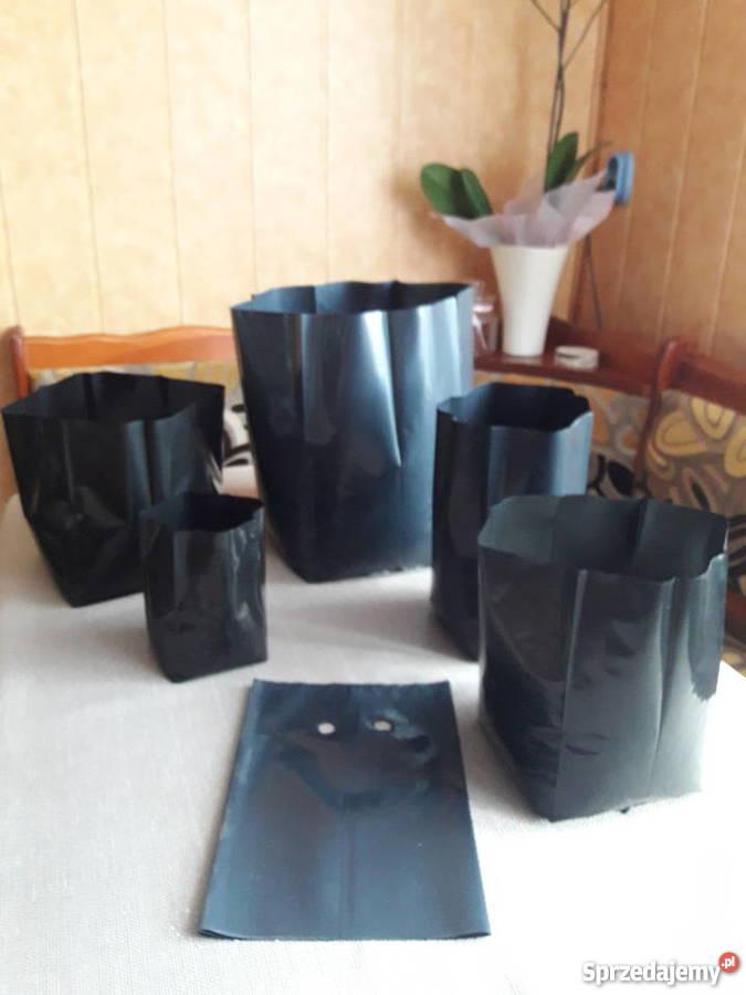 Doniczki Produkcyjne Ogrodnicze Rękaw Ogrodniczy