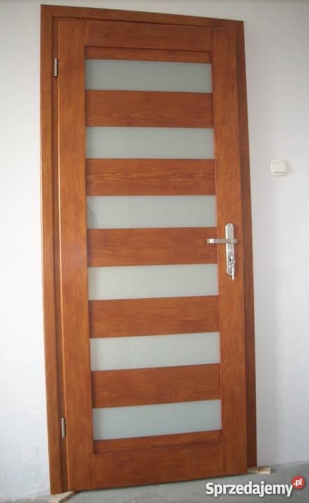 Drzwi Drewniane Na Wymiar Garwolin Sprzedajemy Pl
