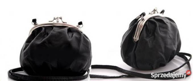 fa97d97d647c8 Mała czarna torebka na bigiel- nowa Wadowice - Sprzedajemy.pl