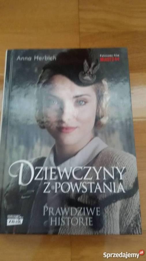 Dziewczyny z powstania mazowieckie Warszawa sprzedam