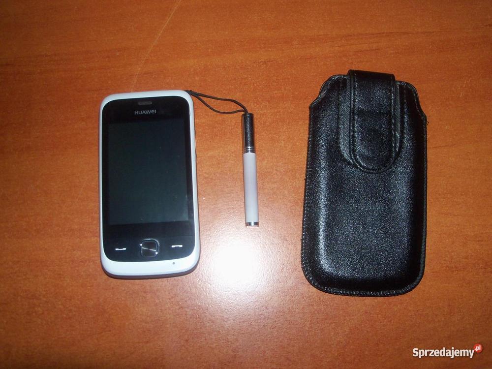 Telefon dotykowy huawei g7010 Obsługa video Boniewo sprzedam