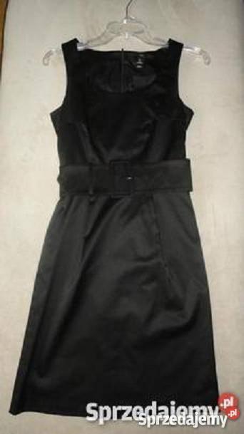 f14dec4d9d Mała czarna ołówkowa sukienka HM 34 XS nowa Odzież damska Warszawa sprzedam