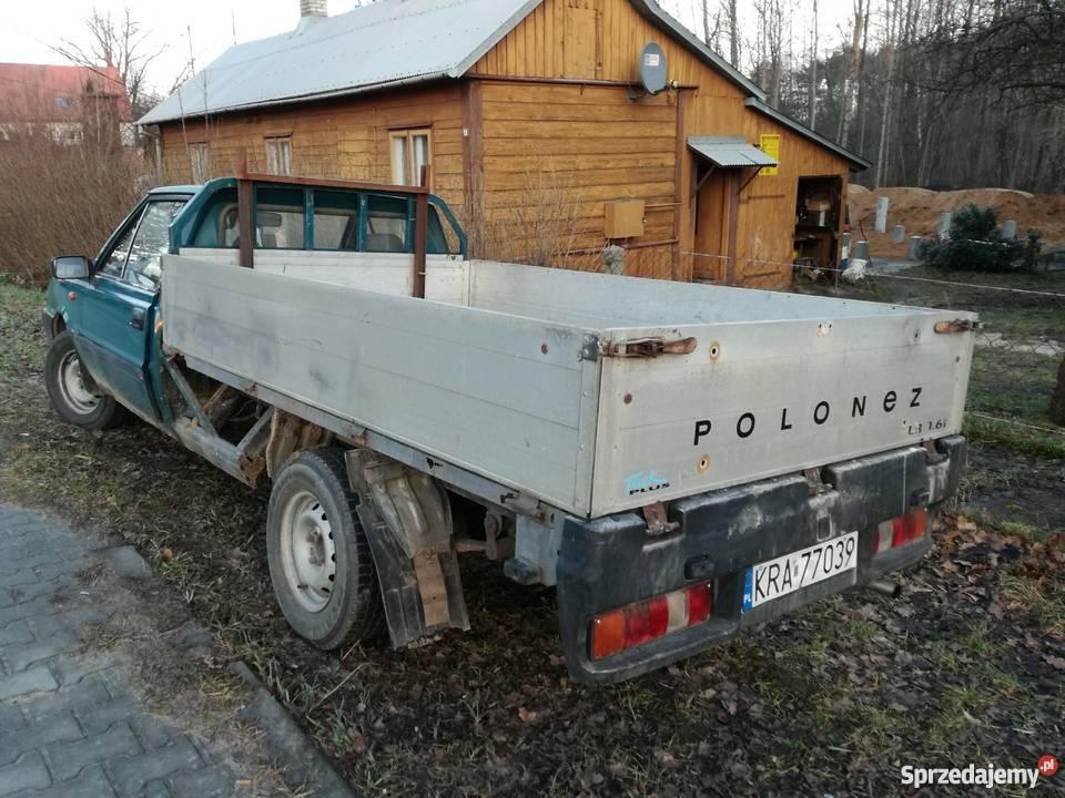 Polonez Truck alu paka Suchedniów