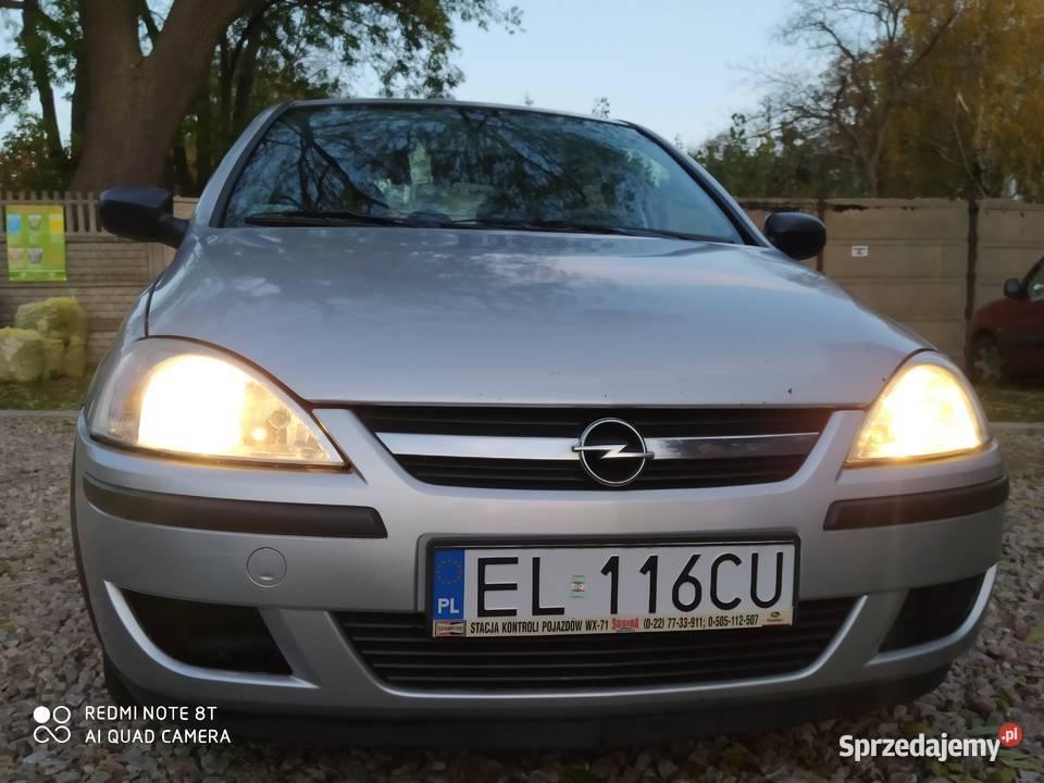 Opel Corsa C 1,2