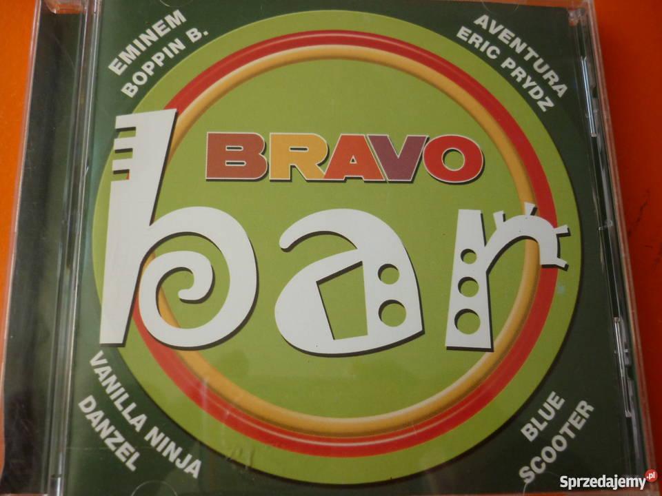 Płyta CD Bravo Bar Usher Scooter Minogue Maroon mazowieckie Warszawa sprzedam