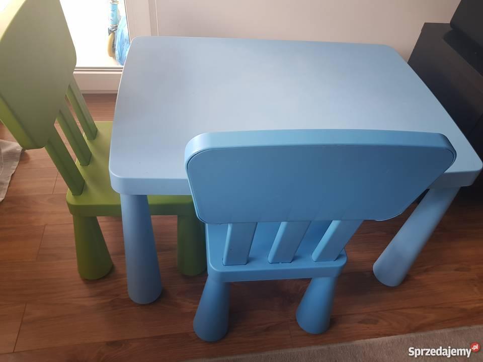 Stolik Mammut Ikea Plus 2 Krzesła Opole