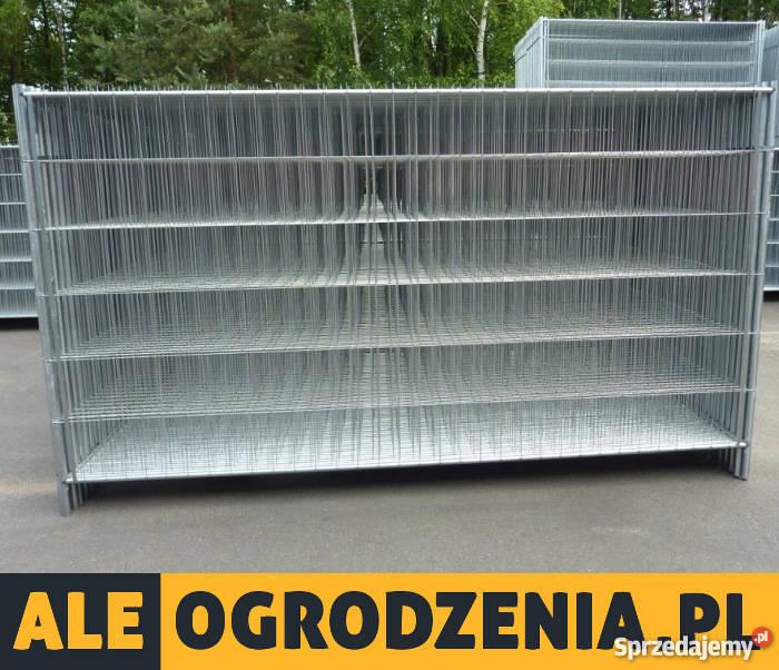 Ogrodzenia tymczasowe 7999 metal Budownictwo i akcesoria Warszawa