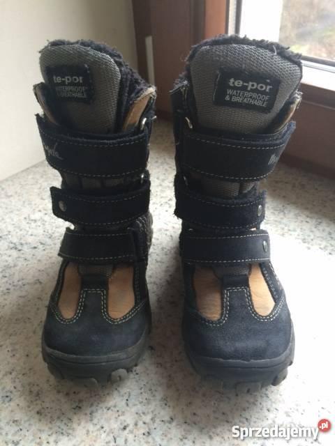 c732c0c7 Jesiennozimowe buty Mrugała chłopiec Kraków sprzedam