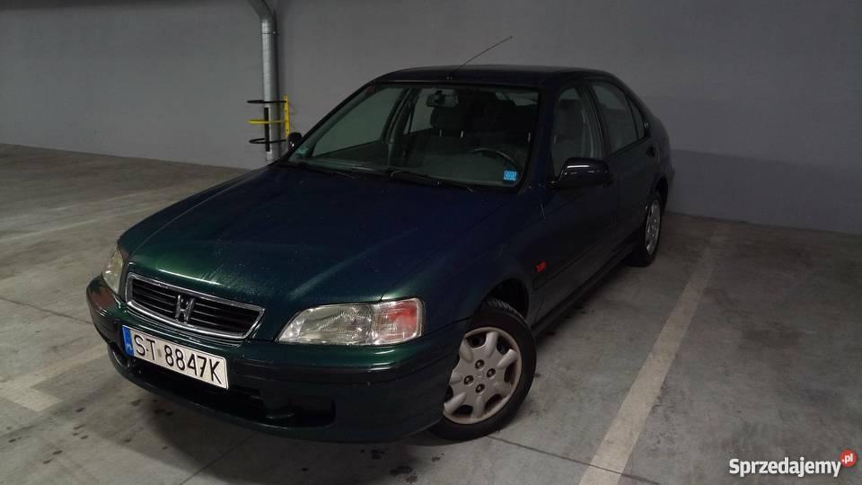 Honda Civic 98 1.4 90 KLIMA IDEALNA nowy rozrząd i opony Tychy - Sprzedajemy.pl